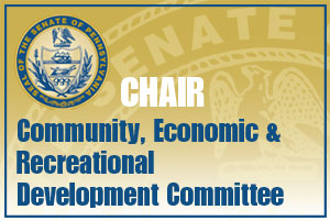 Senate Community, Economic & Recreeational Development Committee
